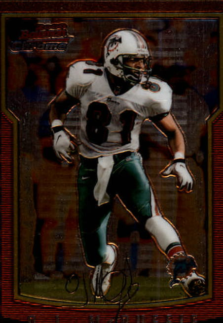2000 Bowman Chrome #34 O.J. McDuffie