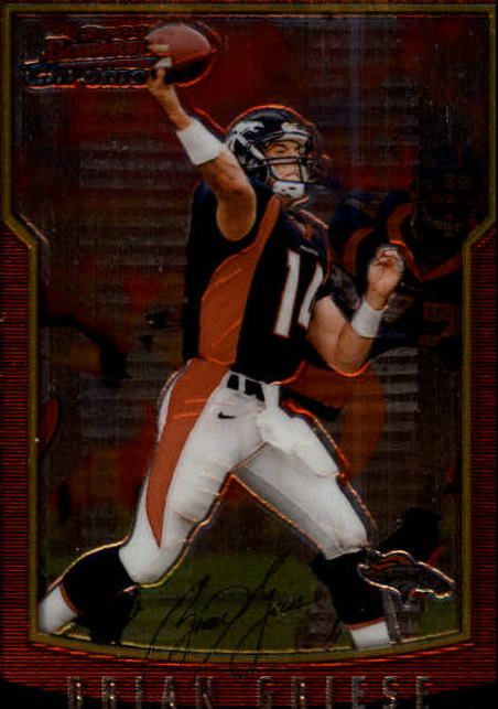 2000 Bowman Chrome #53 Brian Griese