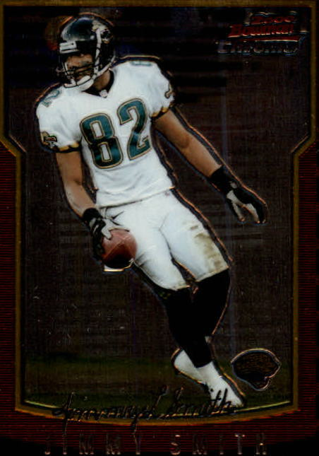 2000 Bowman Chrome #122 Jimmy Smith
