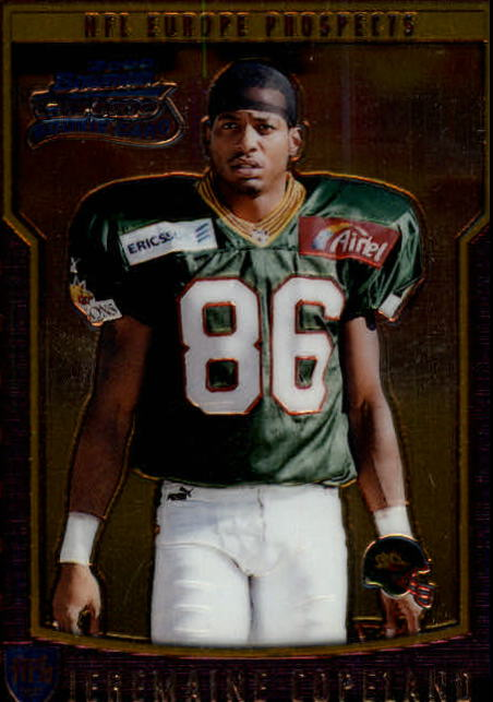 2000 Bowman Chrome #162 Jeremaine Copeland EP