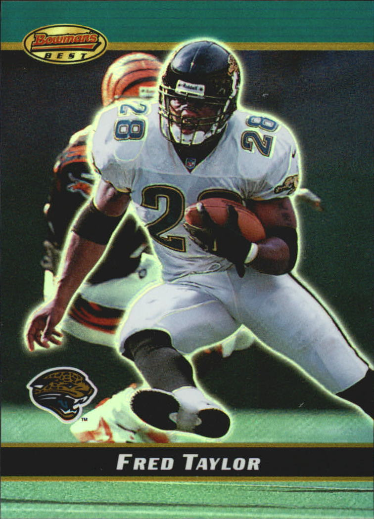 2000 Bowman's Best #35 Fred Taylor