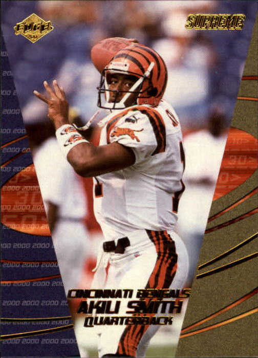 2000 Collector's Edge Supreme #31 Akili Smith