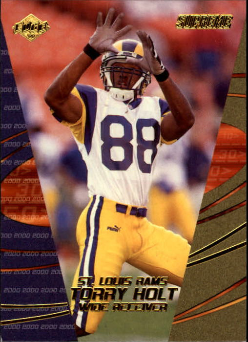 2000 Collector's Edge Supreme #116 Torry Holt