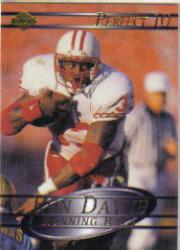 2000 Collector's Edge Supreme Perfect Ten #4 Ron Dayne