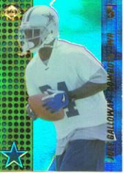 2000 Collector's Edge T3 #37 Joey Galloway