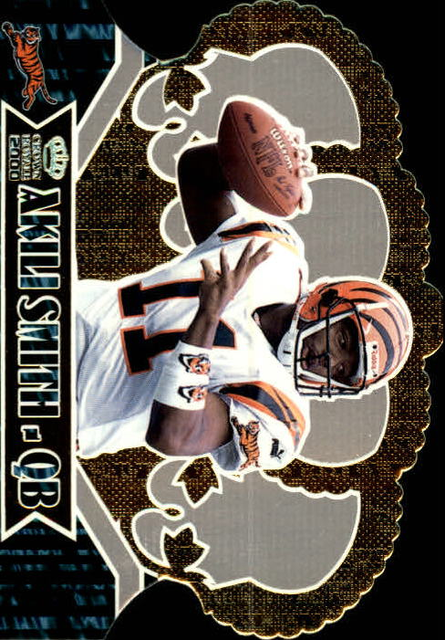 2000 Crown Royale #22 Akili Smith