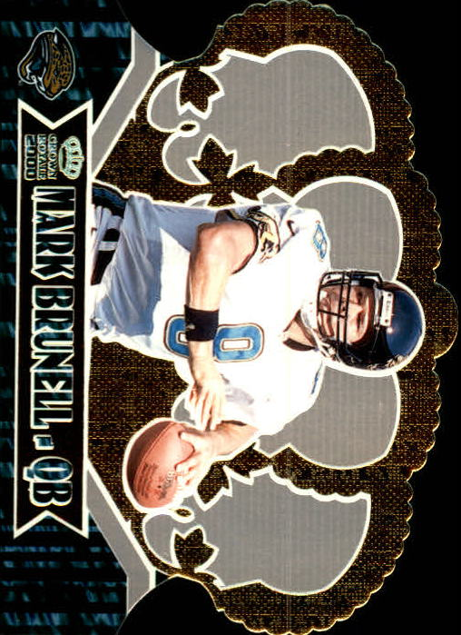 2000 Crown Royale #43 Mark Brunell