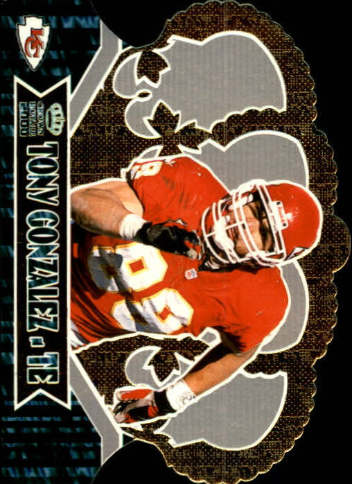 2000 Crown Royale #48 Tony Gonzalez