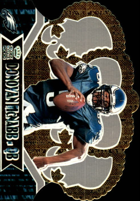 2000 Crown Royale #77 Donovan McNabb