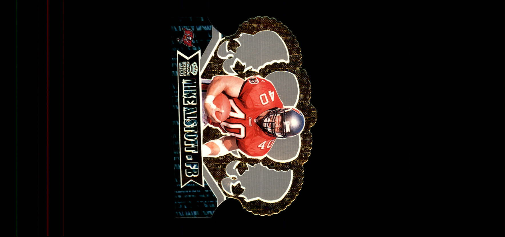 2000 Crown Royale #98 Mike Alstott