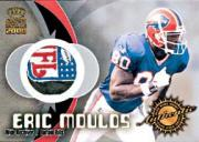 2000 Crown Royale Game Worn Jerseys #1 Eric Moulds