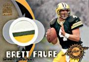 2000 Crown Royale Game Worn Jerseys #2 Brett Favre