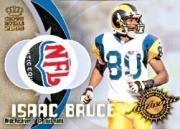 2000 Crown Royale Game Worn Jerseys #7 Isaac Bruce