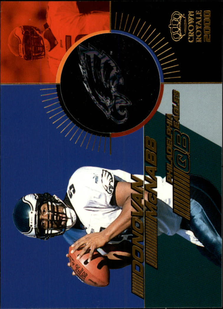 2000 Crown Royale In the Pocket #10 Donovan McNabb