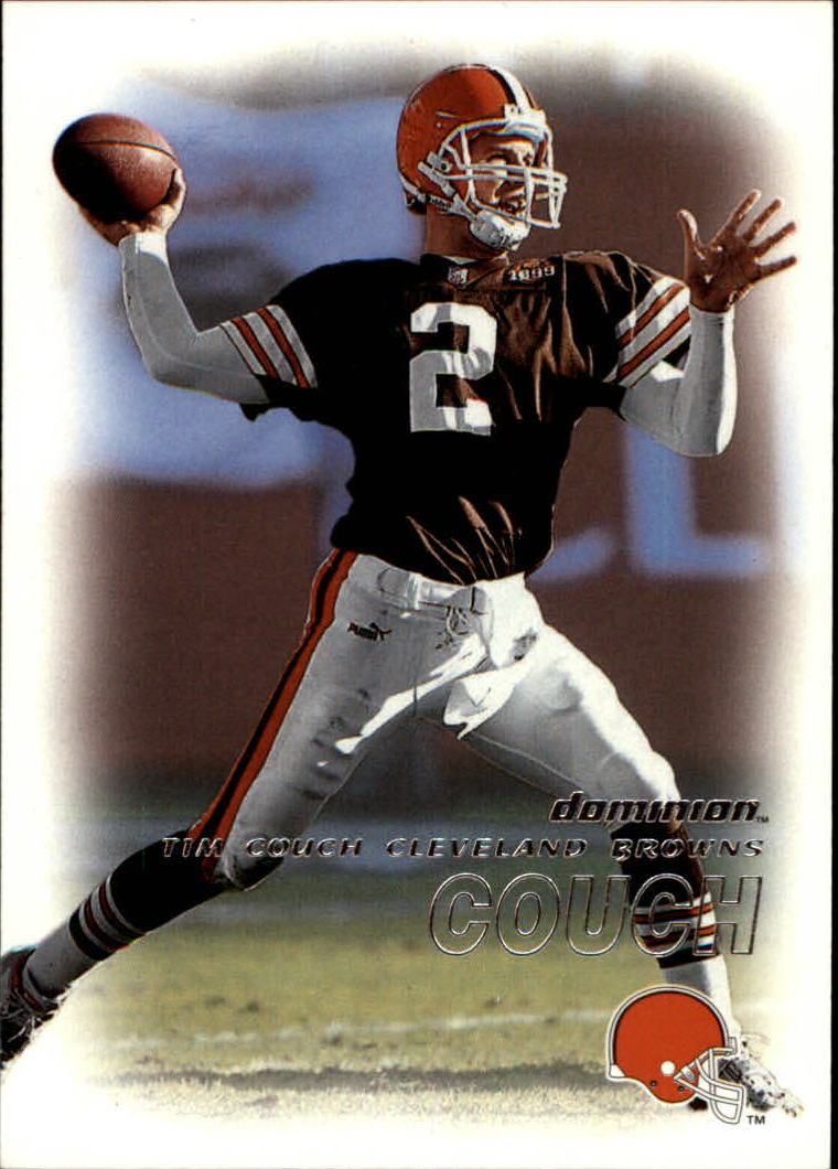 2000 SkyBox Dominion #1 Tim Couch