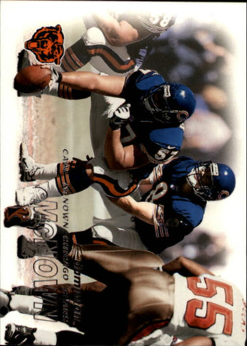 2000 SkyBox Dominion #4 Cade McNown
