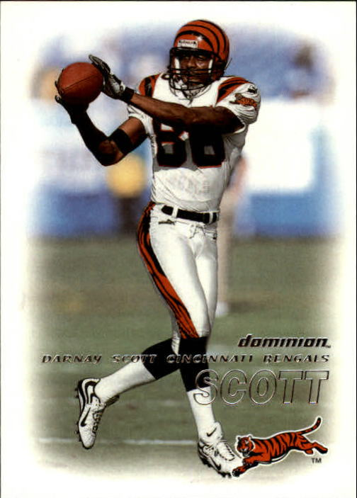 2000 SkyBox Dominion #5 Darnay Scott