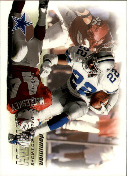 2000 SkyBox Dominion #6 Emmitt Smith