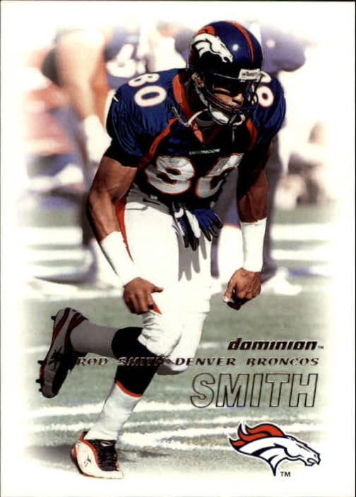 2000 SkyBox Dominion #7 Rod Smith