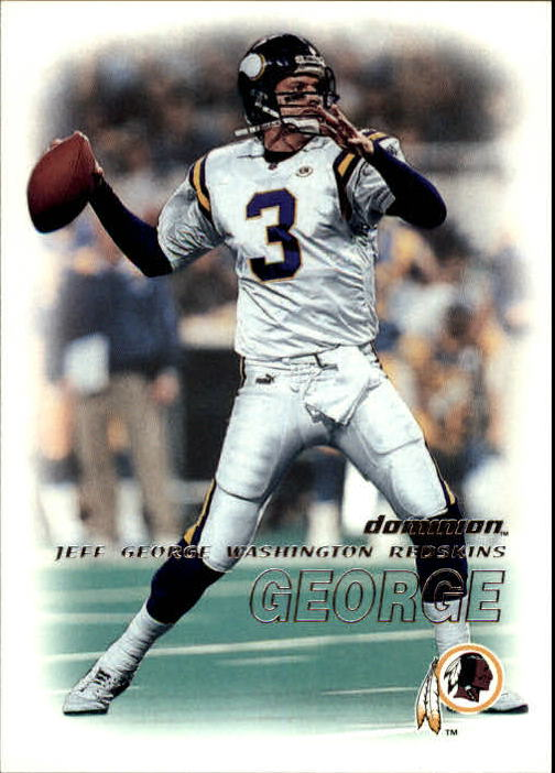 2000 SkyBox Dominion #12 Jeff George
