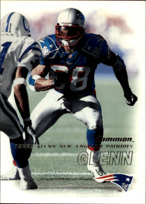 2000 SkyBox Dominion #13 Terry Glenn