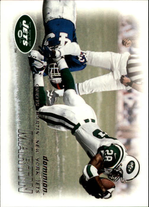 2000 SkyBox Dominion #15 Curtis Martin