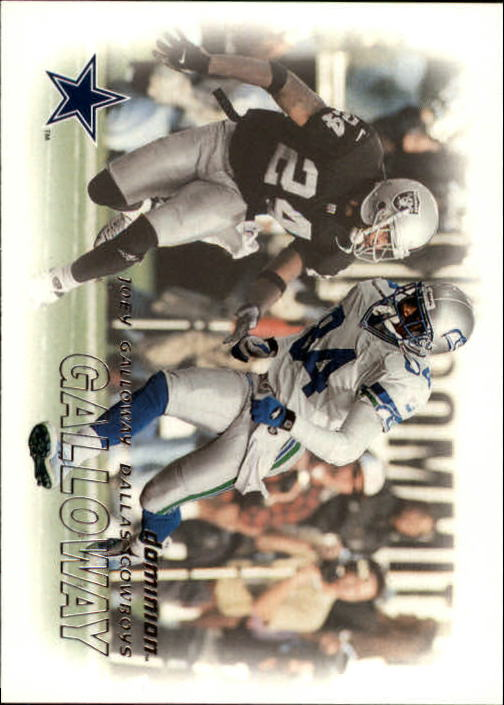 2000 SkyBox Dominion #18 Joey Galloway