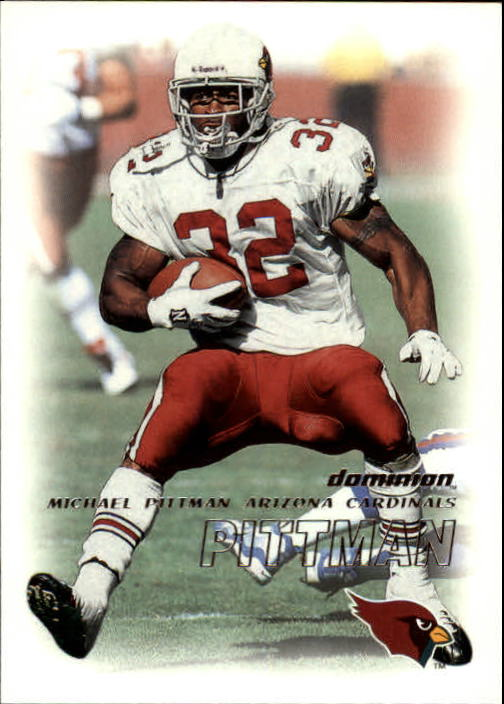 2000 SkyBox Dominion #22 Michael Pittman