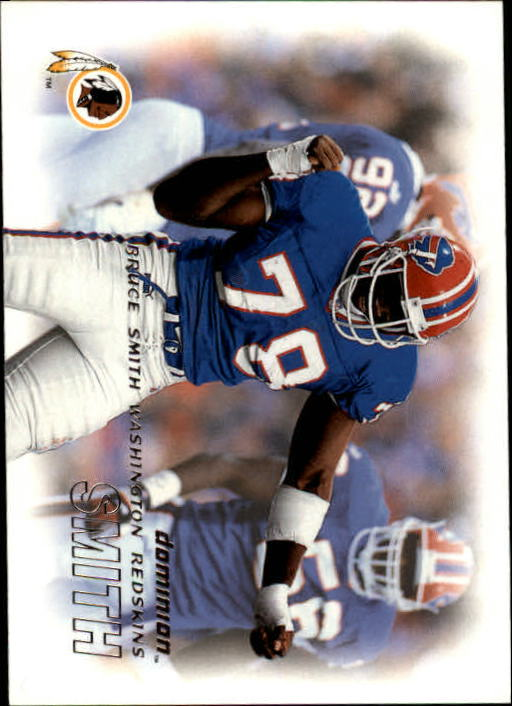 2000 SkyBox Dominion #24 Bruce Smith