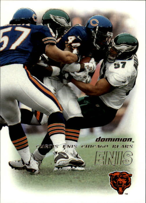 2000 SkyBox Dominion #25 Curtis Enis