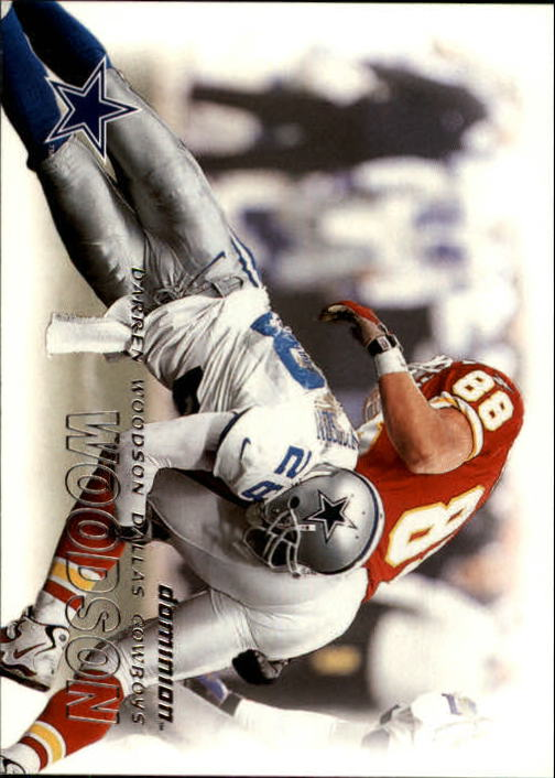 2000 SkyBox Dominion #27 Darren Woodson
