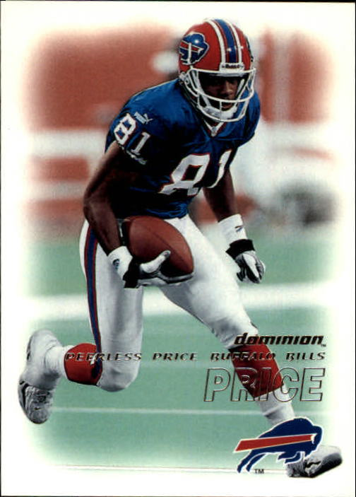 2000 SkyBox Dominion #32 Peerless Price