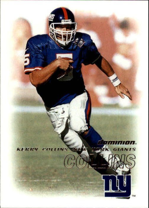 2000 SkyBox Dominion #35 Kerry Collins