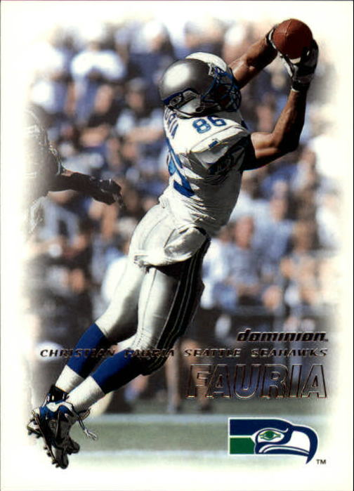 2000 SkyBox Dominion #40 Christian Fauria