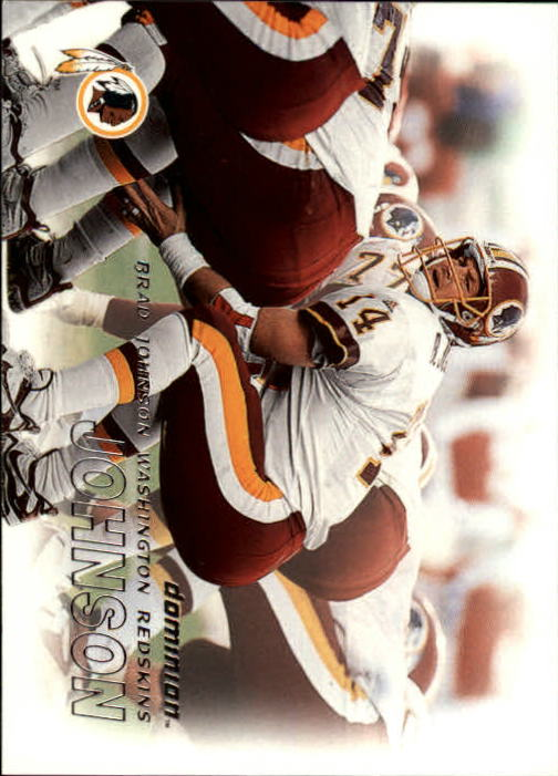 2000 SkyBox Dominion #43 Brad Johnson