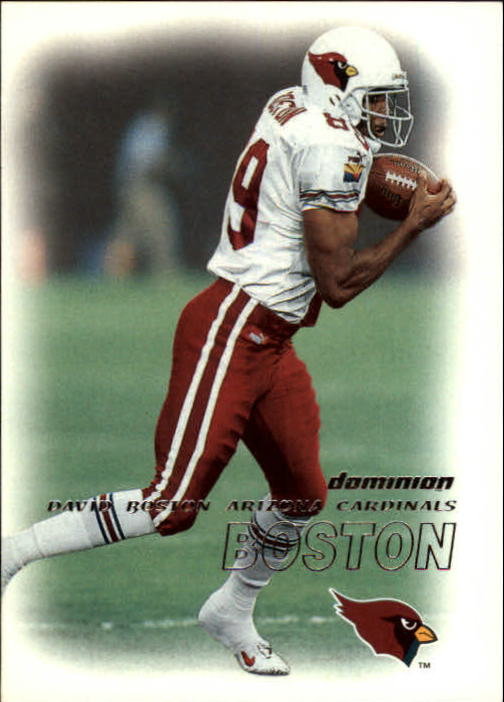 2000 SkyBox Dominion #44 David Boston