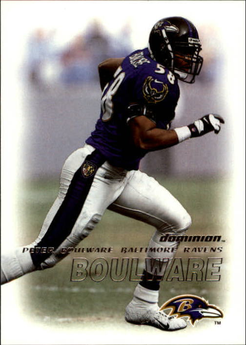 2000 SkyBox Dominion #45 Peter Boulware
