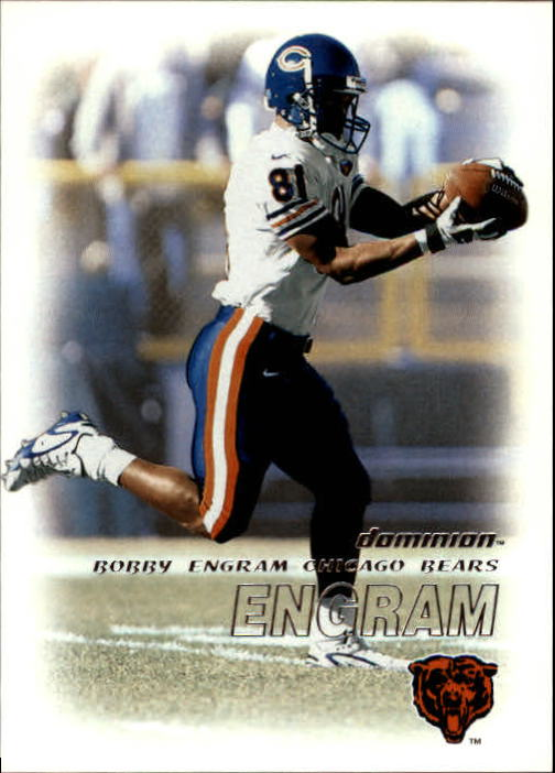 2000 SkyBox Dominion #47 Bobby Engram
