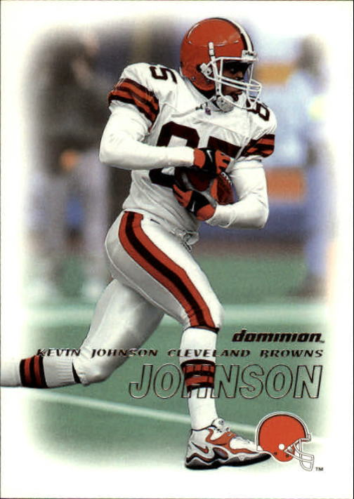 2000 SkyBox Dominion #48 Kevin Johnson
