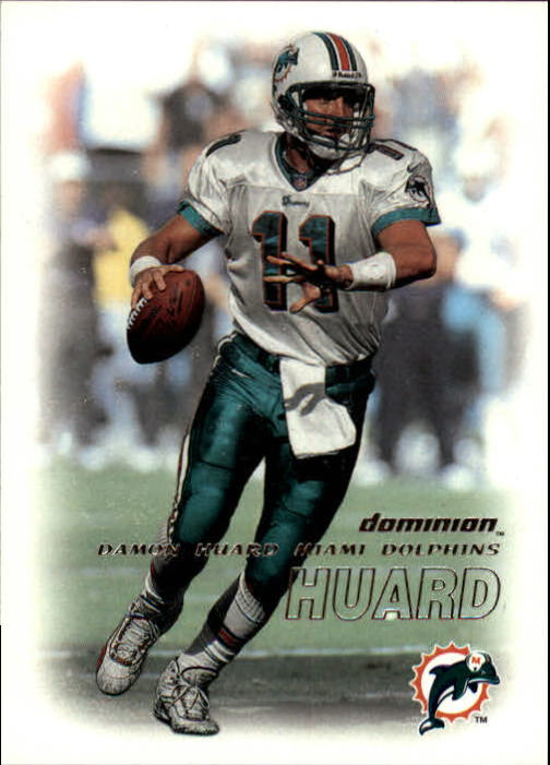 2000 SkyBox Dominion #53 Damon Huard