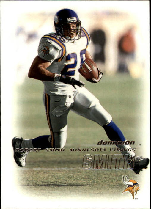 2000 SkyBox Dominion #54 Robert Smith