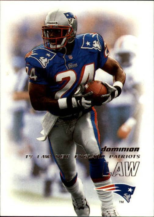2000 SkyBox Dominion #55 Ty Law