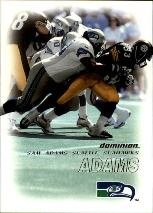 2000 SkyBox Dominion #61 Sam Adams