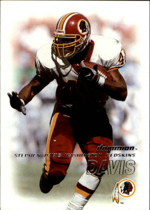 2000 SkyBox Dominion #64 Stephen Davis