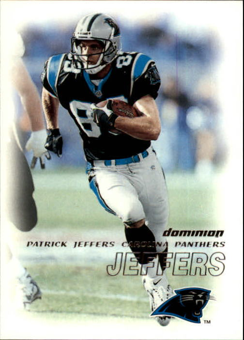 2000 SkyBox Dominion #68 Patrick Jeffers