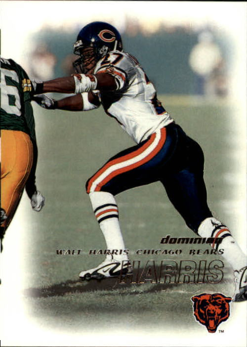 2000 SkyBox Dominion #69 Walt Harris