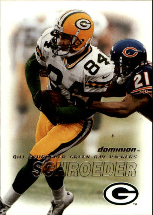 2000 SkyBox Dominion #73 Bill Schroeder