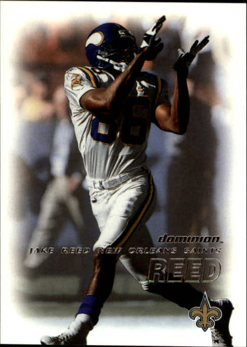 2000 SkyBox Dominion #77 Jake Reed