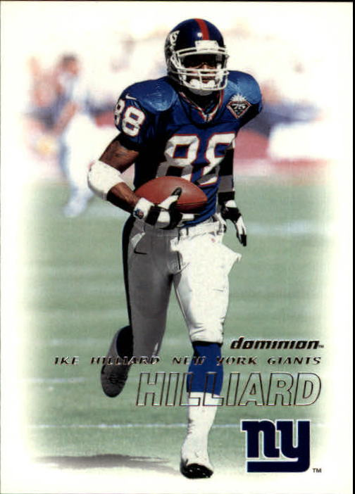 2000 SkyBox Dominion #78 Ike Hilliard