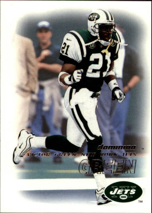 2000 SkyBox Dominion #79 Victor Green